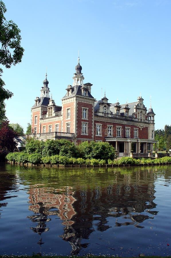 Download Zamek obraz stock. Obraz złożonej z belgia, architektury - 132533