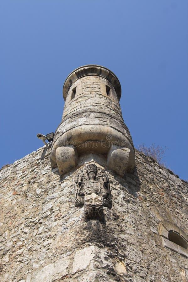 zamek obrazy stock