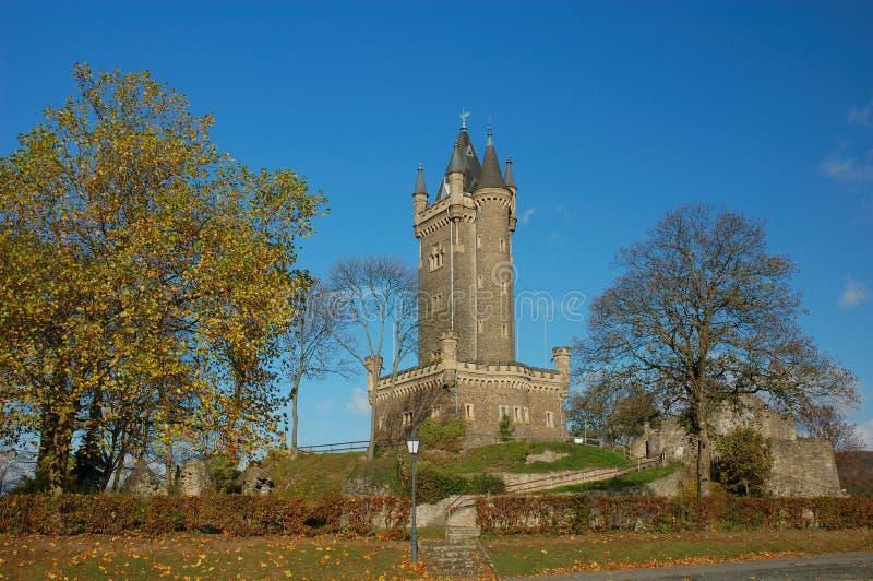 zamek dillenburg historyczne obrazy royalty free