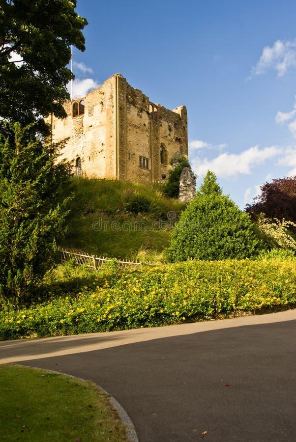 zamek guildford Surrey obraz stock