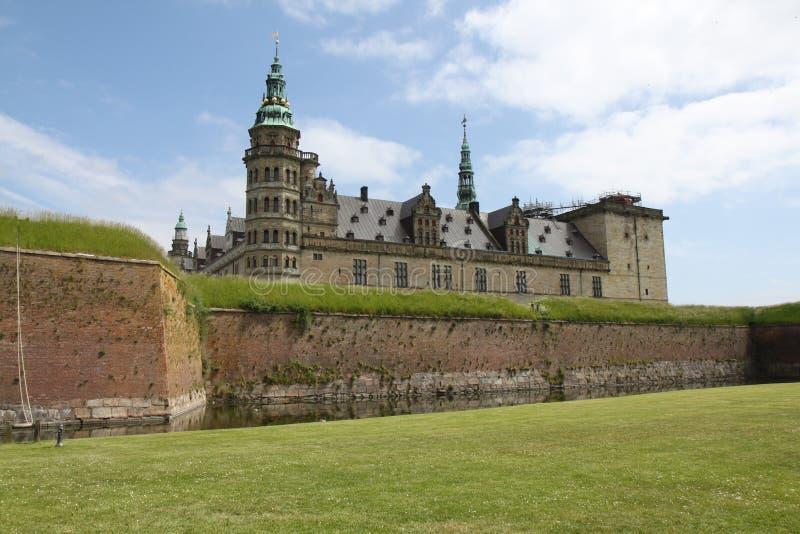 zamek kronborg obrazy stock