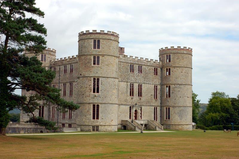 zamek lulworth obrazy stock