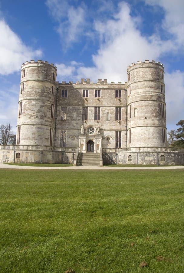 zamek lulworth obraz stock