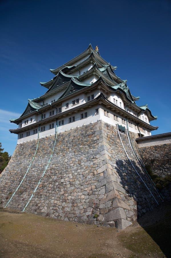 zamek Nagoya zdjęcia royalty free
