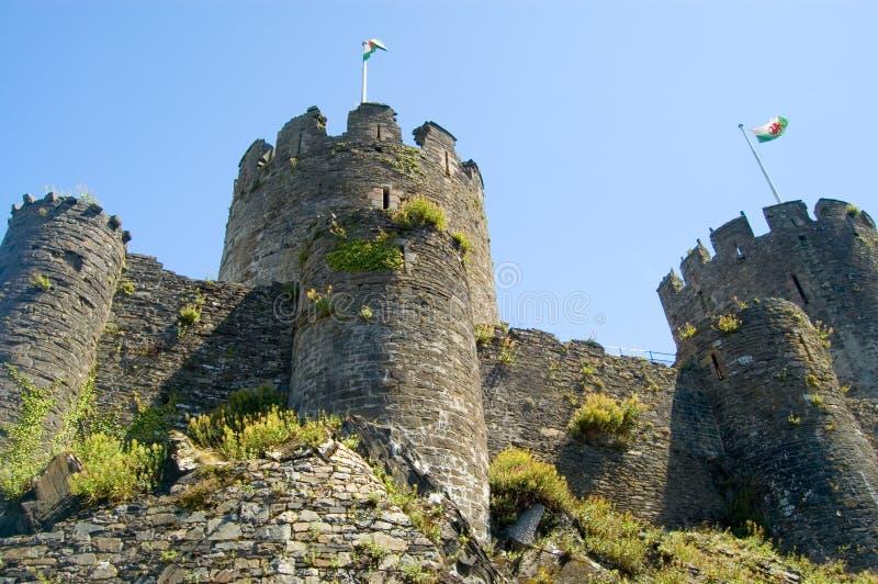 zamek tower zdjęcie royalty free