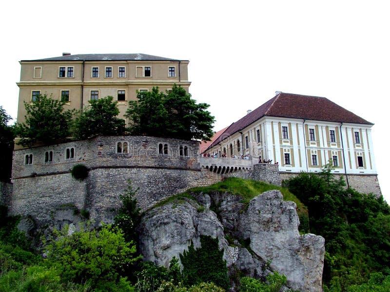 Download Zamek veszprem zdjęcie stock. Obraz złożonej z forteca, kasztel - 29618