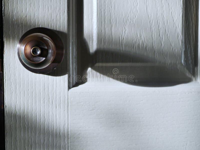 zamknięte drzwi obraz royalty free