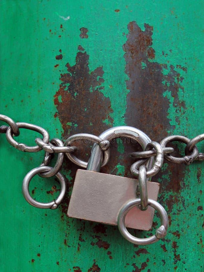 zamkniętego kędziorka ochronny narzędzie obrazy stock