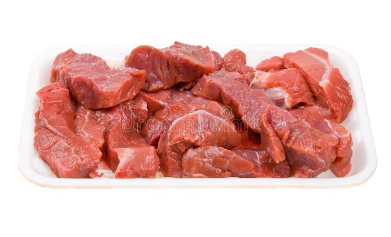 zamknięty świeżego mięsa naturalny up zdjęcie stock
