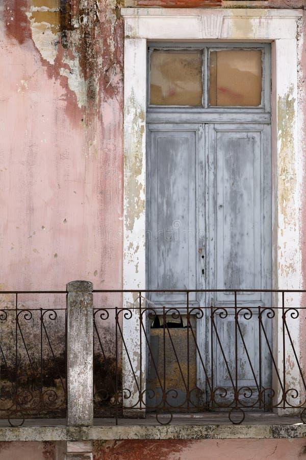 Zamknięty drzwi zdjęcia royalty free