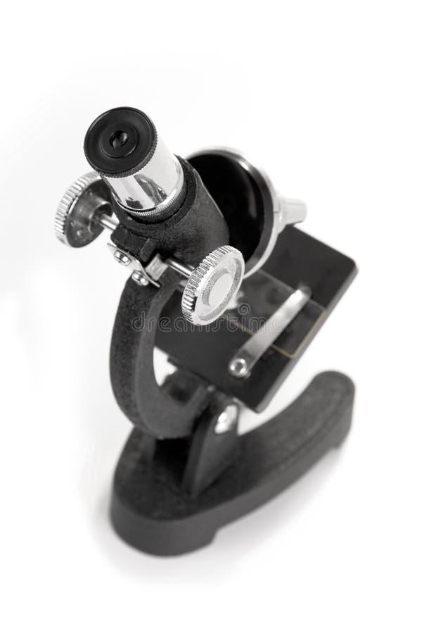 zamknięty mikroskop obrazy royalty free