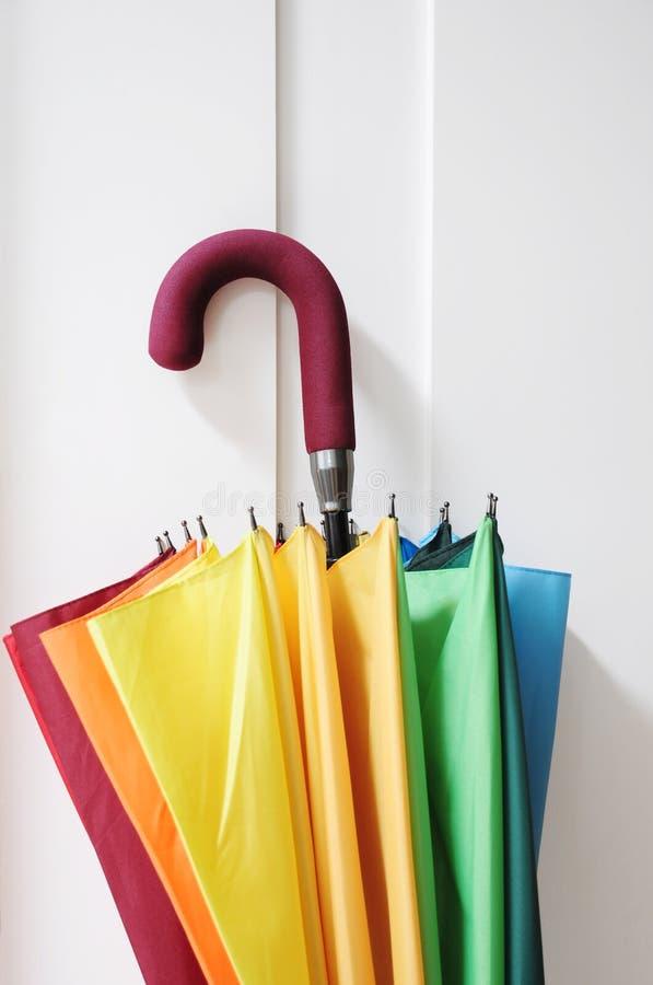 zamknięty parasol obrazy royalty free