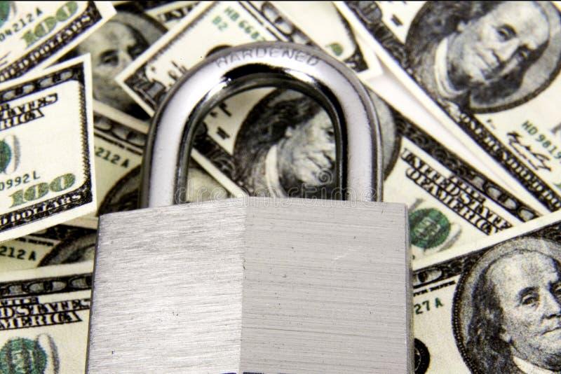 zamknięty pieniądze obraz royalty free