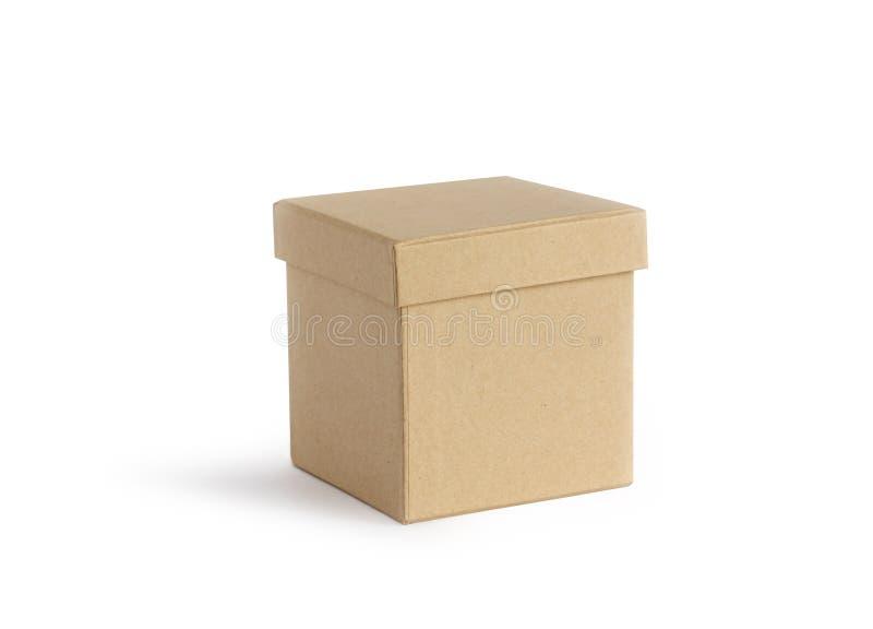 Zamknięty pudełko obrazy stock