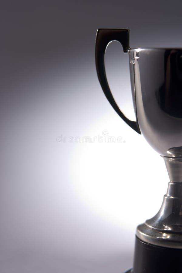 zamknięty trofeum fotografia stock