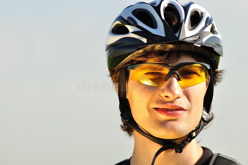Zamknięty cyklista