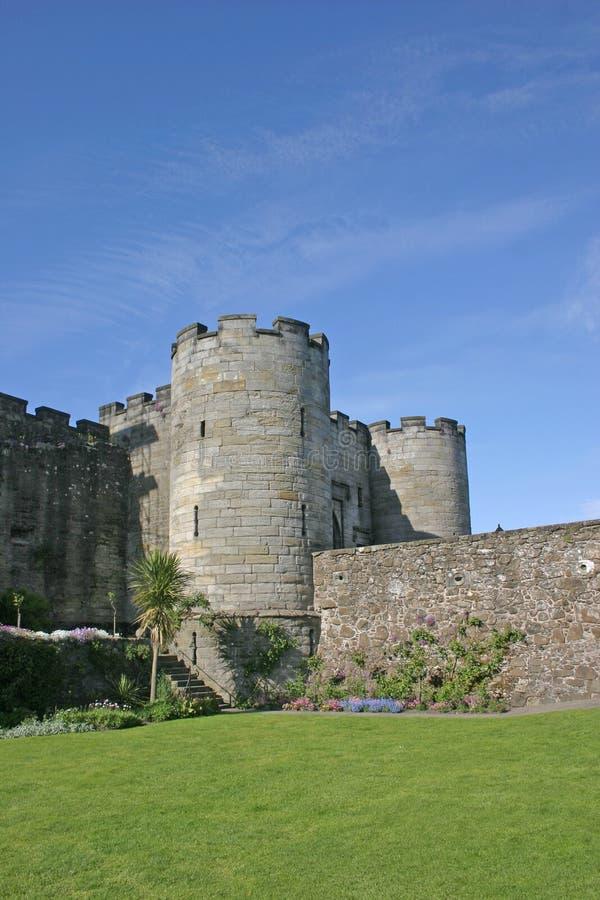 zamku Stirling fotografia stock
