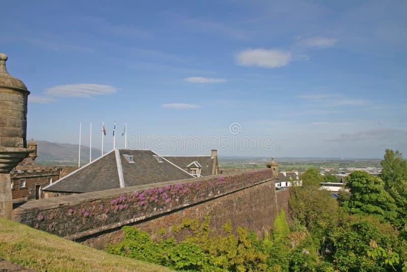 zamku Stirling zdjęcia stock