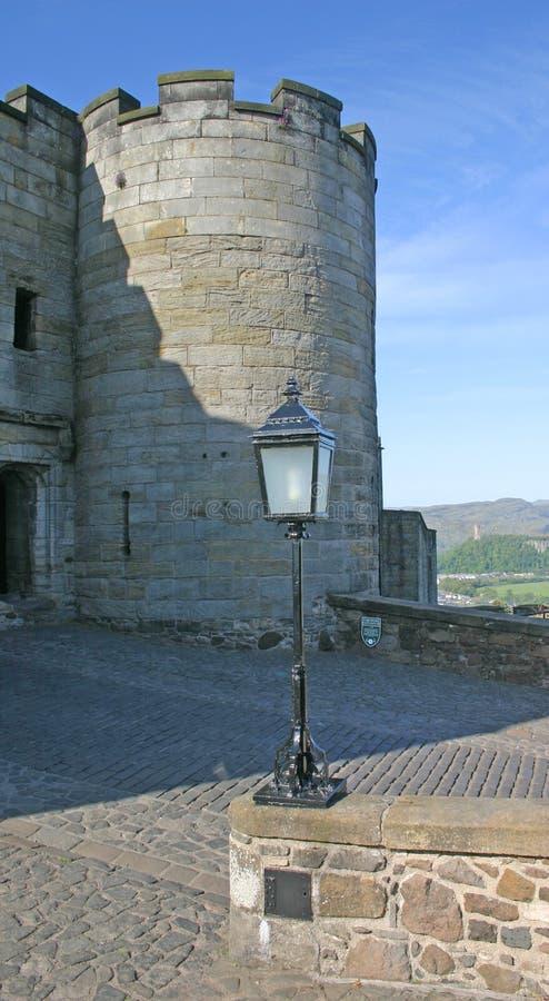 zamku Stirling zdjęcia royalty free