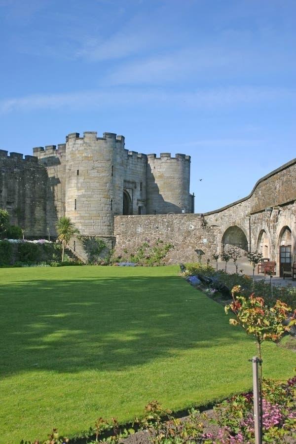 zamku Stirling Scotland obrazy royalty free