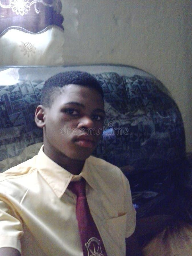 Zamokuhle. 's school vibe royalty free stock images
