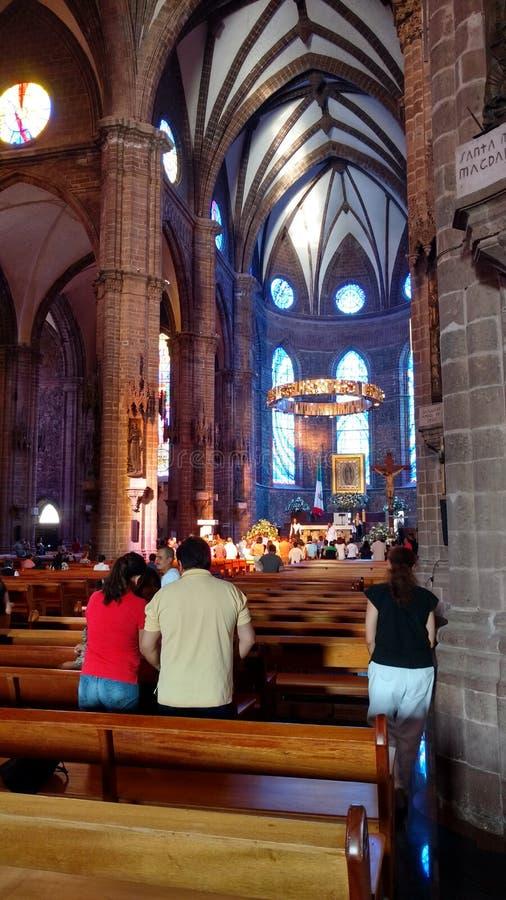 Zamora& x27; iglesia de s imagenes de archivo