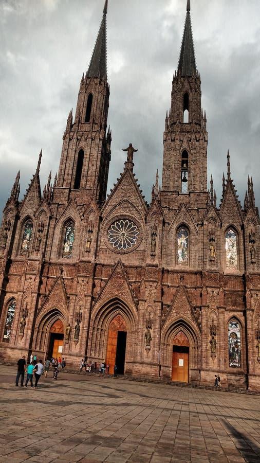 Zamora& x27; iglesia de s fotografía de archivo libre de regalías