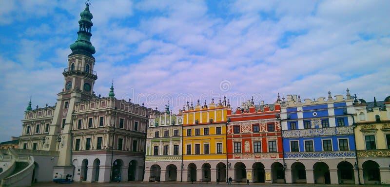Τετράγωνο αγοράς Zamosc