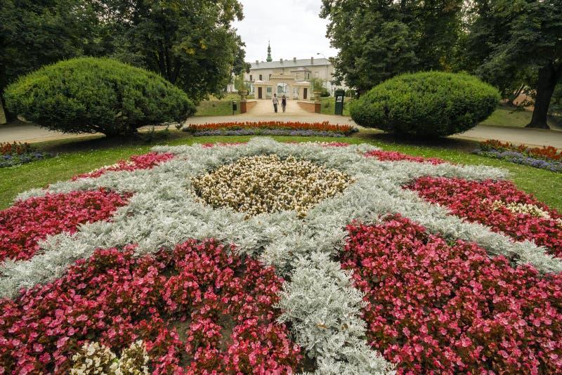 Zamosc - renässansstad i Centraleuropa royaltyfri foto