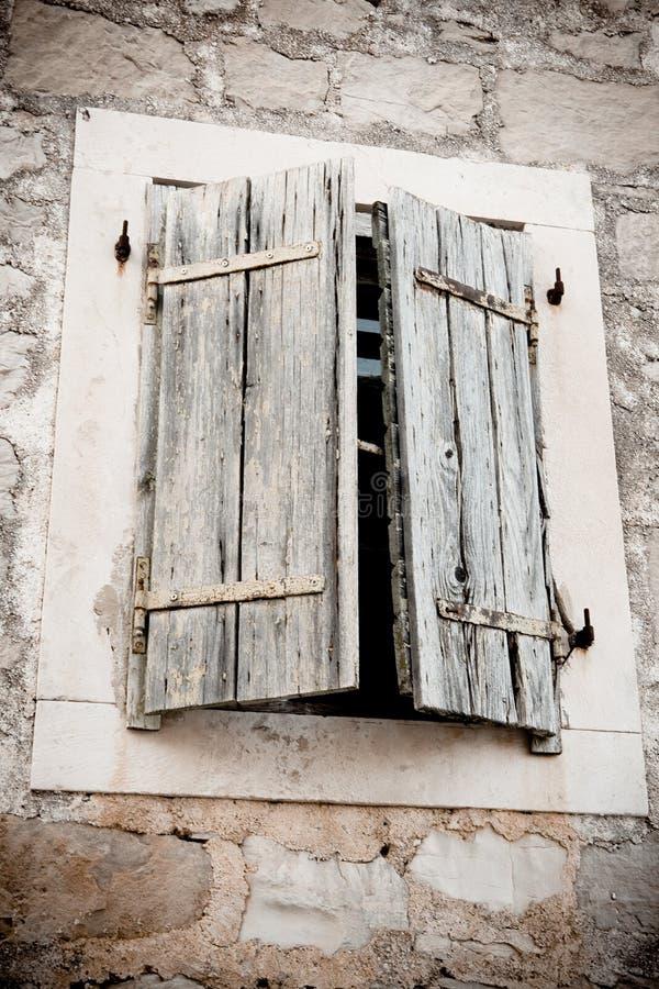 zamyka drewnianego obrazy stock