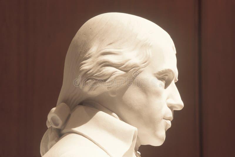 Zamyka up James Madison pomnik, James Madison budynek, biblioteka kongresu, Waszyngton, DC fotografia royalty free