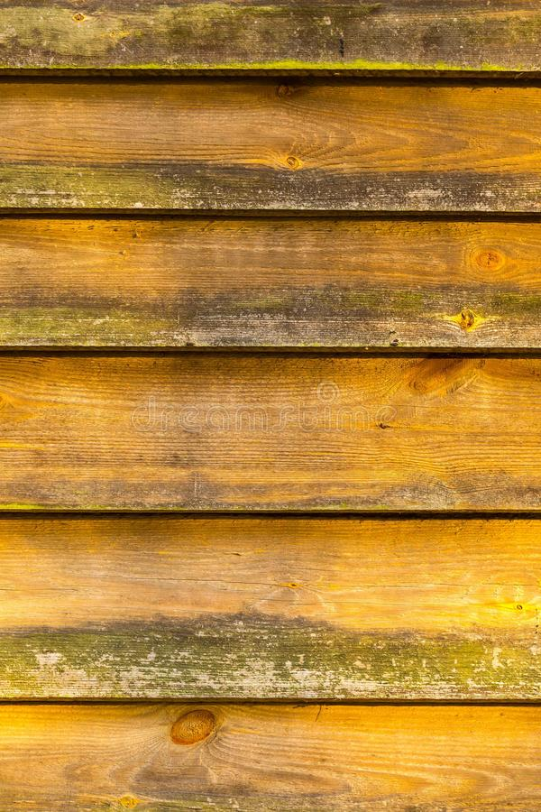 Zamyka up naturalne stare drewniane deski zdjęcia stock