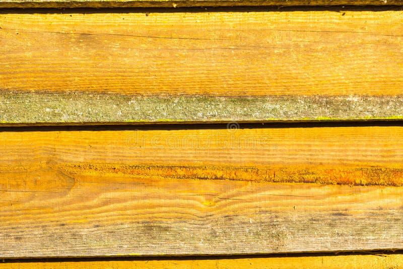 Zamyka up naturalne stare drewniane deski obraz stock