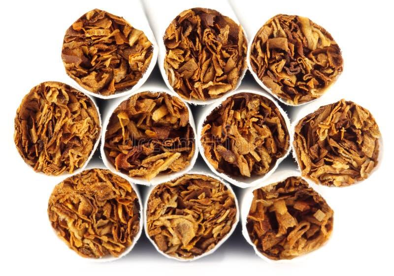 Zamyka up niektóre papierosy obrazy royalty free