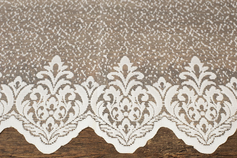 Zamyka up Piękny Biały tiul Zwykła zasłony tkaniny próbka Tekstura, tło, wzór pojęcia sukni panny młodej portret schodów poślubić obraz stock