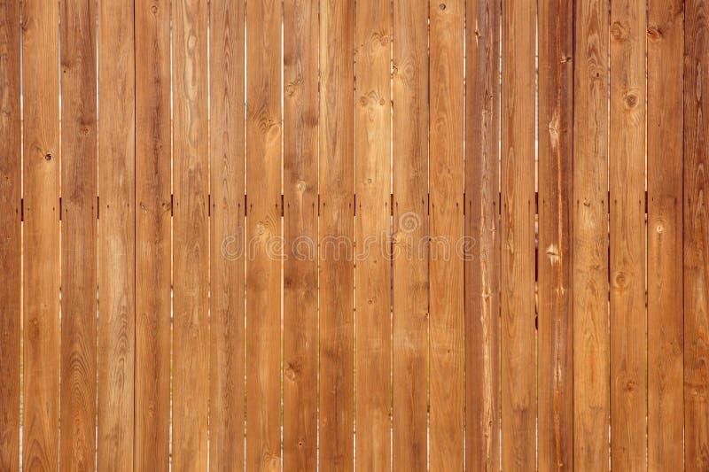 Zamyka up pionowo drewniany ogrodzenie zdjęcie stock