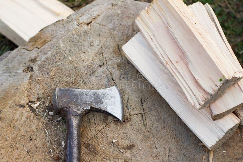 Zamyka w górę piture ciapanie łupka, kraj fotografii z drewnem i cioski, zdjęcie stock