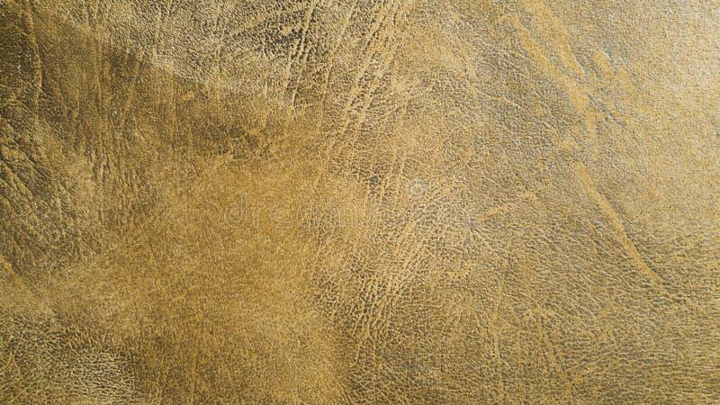 Zamyka w górę Starego brown rzemiennego tła obraz royalty free