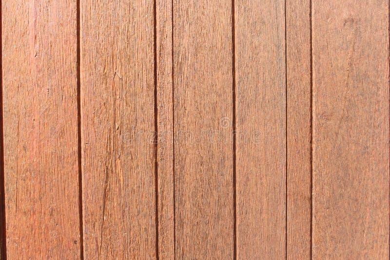 Zamykający w górę drewnianego deski ściany tła Tekstura i powierzchnia obraz royalty free