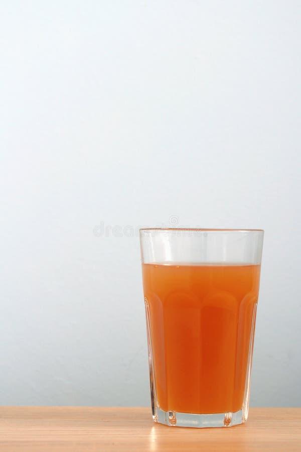 Zanahoria orgánica Juice Background fotos de archivo