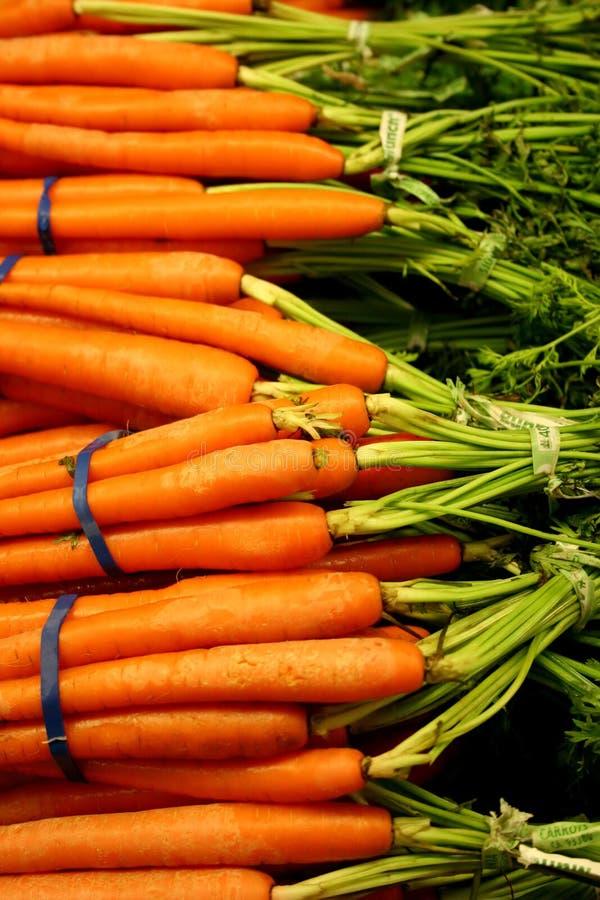 Download Zanahorias frescas foto de archivo. Imagen de anaranjado - 184646