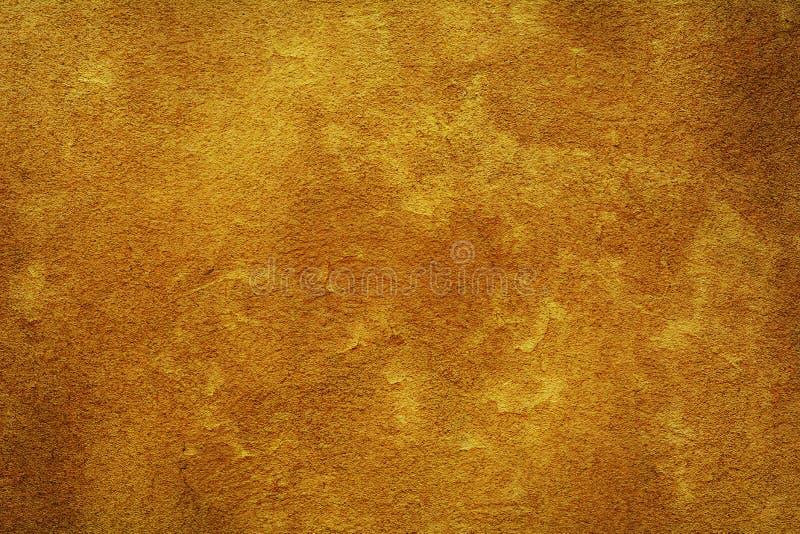 Zand beige bruine originele heldere achtergrond Macrofotografiemuur royalty-vrije stock fotografie