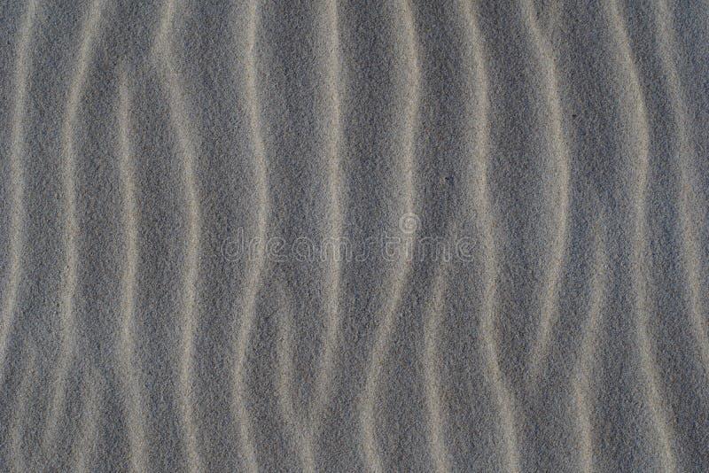 Zand natuurlijke vorm royalty-vrije stock foto