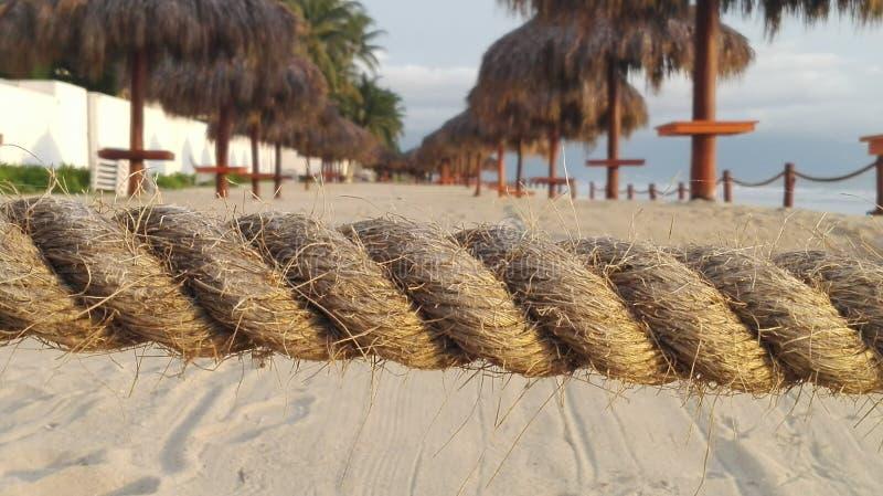 Zand van strand royalty-vrije stock fotografie