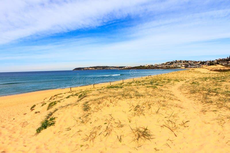 Zandduinen, het strand van de Krulkrul royalty-vrije stock afbeeldingen