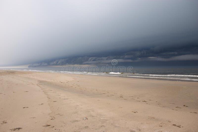 Zandvoort_002 stock afbeelding