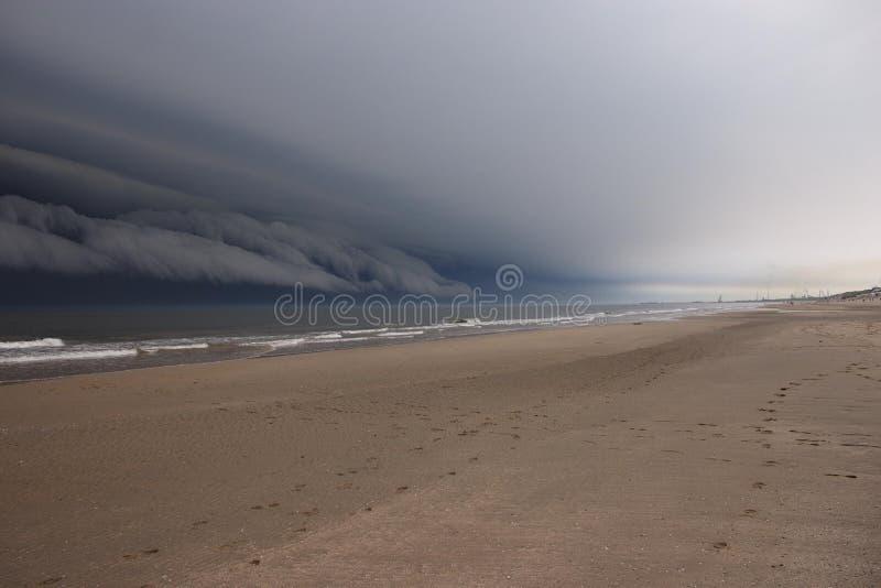 zandvoort 006 arkivfoton