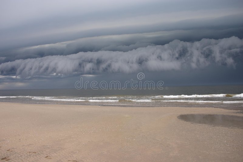 Zandvoort_008 royalty-vrije stock afbeelding