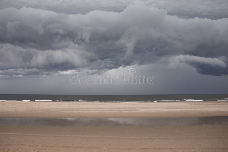 zandvoort 012 arkivfoton