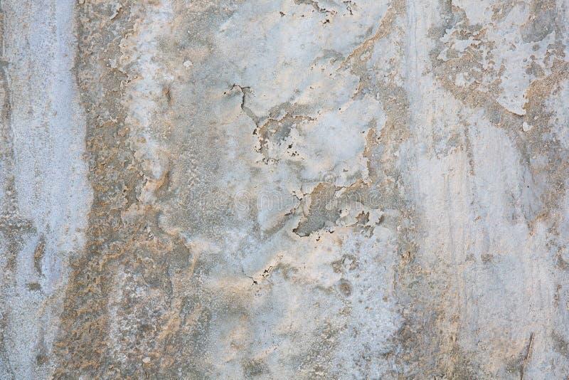 Zandvormingen in een woestijn dichtbij Abu Dhabi royalty-vrije stock foto's